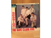 "ORIGINAL ALBUM ""SESSION WITH THE DAVE CLARK 5 "" GOOD CONDITION"