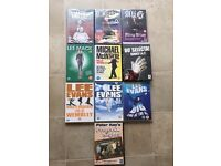 Collection of 13 comedy / film DVDs