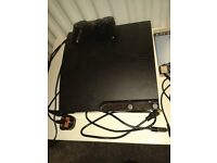 Ps3 320gb and 3 games