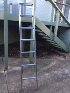 Bailey extension ladder Lawson Belconnen Area Preview