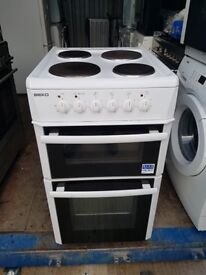 'Beko' Electric Cooker - Excellent Condition / Free Local Delivery