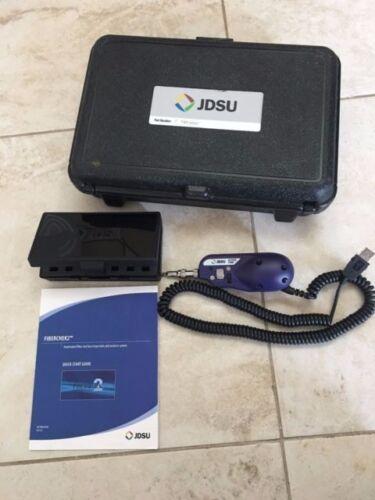 JDSU FBP-P5000 Fiber Inspection Probe w/ Tip Case, Hard case, One tip