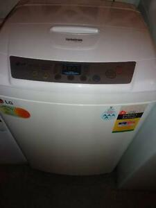 WASH MACHINE 7.5kg TOP/LOADER LG Westcourt Cairns City Preview