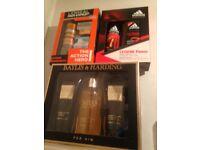 Men's Toiletries Gift Sets X 4