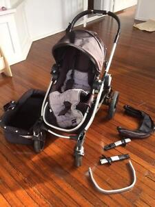 Baby Jogger City Select Pram for Sale Centennial Park Eastern Suburbs Preview