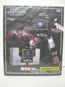 TAKARATOMY Transformers Masterpiece MP-13B Soundblaster With Rat