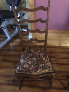 Vintage Rocking chair - child's