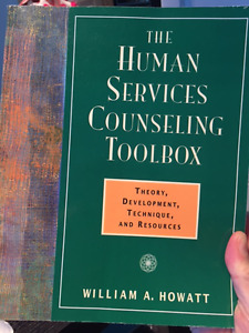 Social Service Worker (SSW) Human Services Counselling Textbook