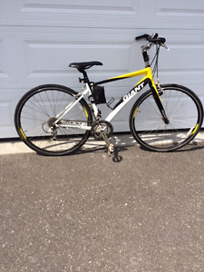 Giant Rapid 3 (Yellow) - Excellent condition & low mileage
