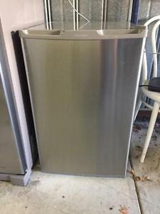 Hisense 120L Stainless Steel Bar Fridge Plympton West Torrens Area Preview