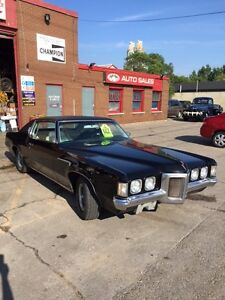 1969 PONTIAC GRAND PRIX $14,000 CERTIFIED