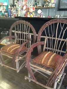 Red Willow Chairs