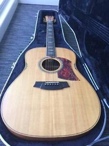 ACOUSTIC GUITARS - Taylor, Maton, Cole Clark, Takamine Sunnybank Hills Brisbane South West Preview