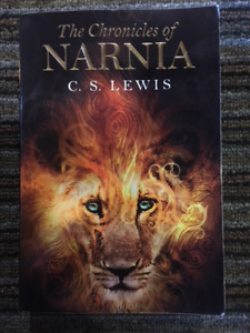 """The Chronicles of Narnia"" softcover book for sale - C.S. Lewis"