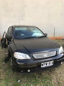 Holden Astra  2000  Wrecking Cheltenham Charles Sturt Area Preview