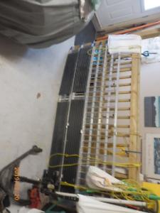 OXLITE    CURVED  Aluminium  Ramp  SET