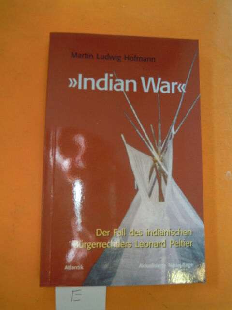 Indian War von Martin Ludwig Hofmann