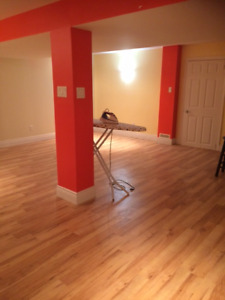 Basement for Rent (Single Person Only) Stoney Creek,Hamilton
