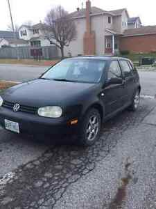 2006 Volkswagen Golf TDI - MAKE AN OFFER