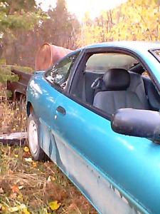 99 Cavalier 150$ Engine runs and transmission works great.