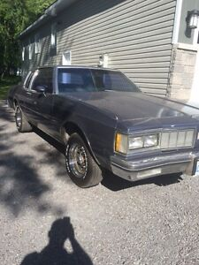 Classic 1980 Olds Delta 88