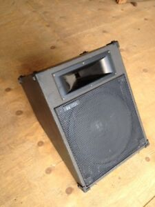 "TOA 15"" PA Monitor Speakers"