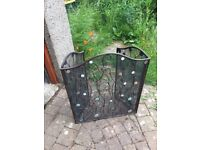 Fire Screen good condition