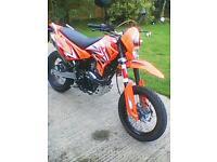 Qingqi 125 motorbike for sale