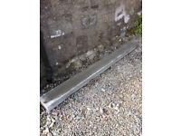 New concrete lintel 100mm x 215mm x 2400mm