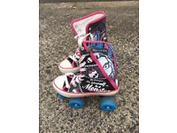 Monster High Roller Boots - Size 34