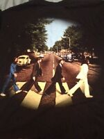 T-Shirt Beatles : Abbey Road