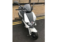 2014 Gilera Runner ST 125 in Grey great condition White Soul Edition