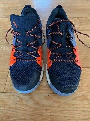 Adidas - Kanadia TR 8.1 - Size 7UK - Navy Blue/Orange