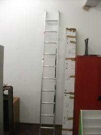 Aluminium Ladder . L=300cm , W=35cm