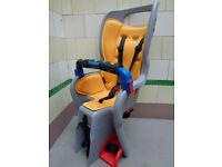 Topeak bike child/baby seat £59