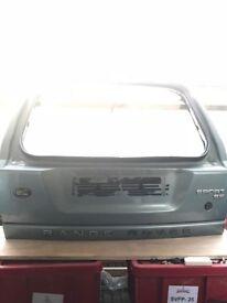 range rover sport 2006-2009 tailgate