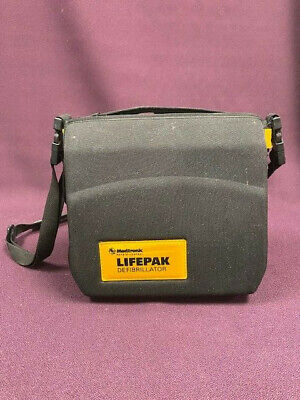 Physio-control Lifepak 500 Soft Shell Carry Case Used