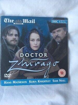Dr Zhivago TV Mini Series (Promo Copy)