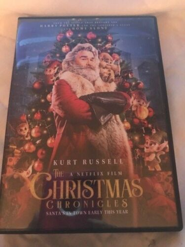 The Christmas Chronicles(DVD,2018)*REGION ONE READ DESCRIPTION FLASH SALE SALE