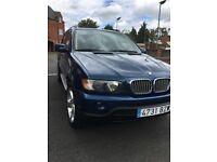 LHD BMW X53.0i Sport Auto 2002 76000 miles