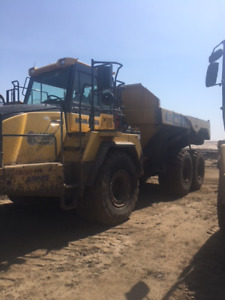 2017 HM300-5 Komatsu Rock Truck for SALE, LEASE or RENT