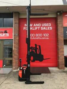 2010 Forklift BT electric  SWE 120S walkie straddle stacker Coopers Plains Brisbane South West Preview