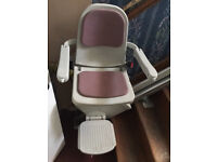 Acorn Stairlift, free delivery and installation