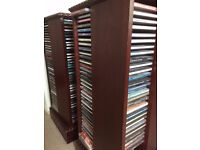 My CD Collection - over 330 Compact Discs