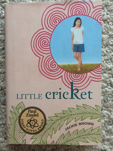Little Cricket by Jackie Brown