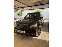 Land Rover, RANGE ROVER, Estate, 2011, Other, 4367 (cc), 5 doors