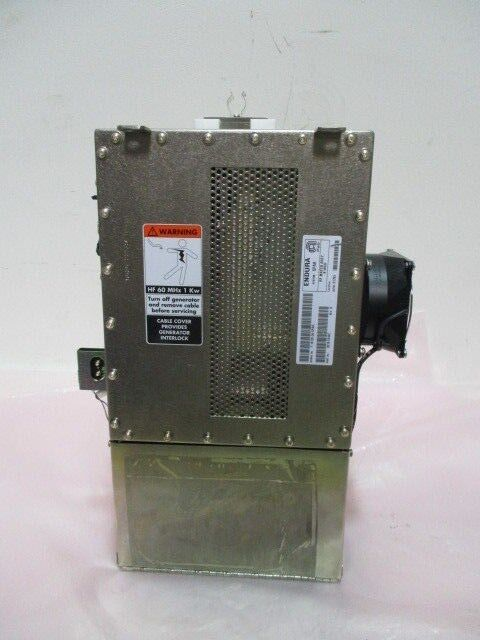 """AMAT 0010-20442 RF Match Assy, 8"""", Endura, PVD, 60MHz RF Match DPS 416159"""