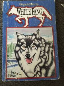 White fang book! Great story and movie on Netflix.