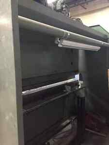 All Steel 10 foot x 70 ton Used Press Brake Cambridge Kitchener Area image 3