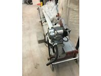 Raimondi tile saw. Zoe 1500. Brand new. Not been used. 110 Volt.